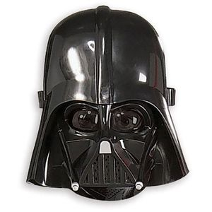 [Star Wars: Child's Mask: Darth Vader (Product Image)]