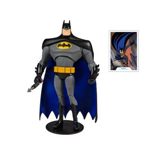 [DC Multiverse: Batman The Animated Series: Ultra Action Figure: Batman (Product Image)]