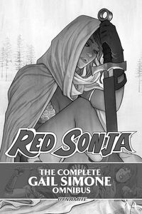 [Red Sonja: The Complete Gail Simone (Oversized Signed Edition Hardcover) (Product Image)]