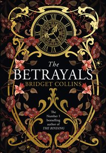[The Betrayals (Signed Indie Exclusive With Bookmark Hardcover) (Product Image)]