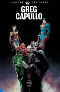 [DC Poster Portfolio: Greg Capullo (Product Image)]