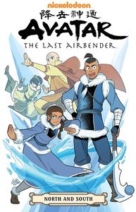 [Avatar: The Last Airbender: North & South: Omnibus (Product Image)]