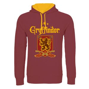 [Harry Potter: Hoodie: Gryffindor Quidditch (Product Image)]