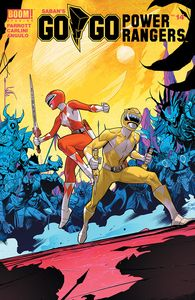 [Go Go Power Rangers #14 (Main & Mix Sg) (Product Image)]