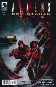 [Aliens: Resistance #1 (Cover A La Torre) (Product Image)]