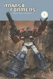 [Transformers: Phase One: Omnibus (Product Image)]