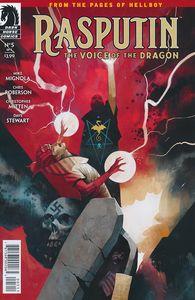 [Rasputin: Voice Of Dragon #5 (Product Image)]