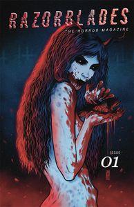 [Razorblades: The Horror Magazine #1 (Bartel Variant) (Product Image)]