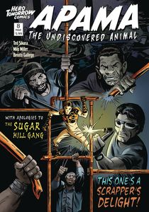 [Apama: The Undiscovered Animal #8 (Product Image)]