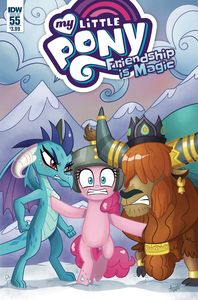[My Little Pony: Friendship Is Magic #55 (Product Image)]
