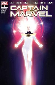[Captain Marvel: The End #1 (Product Image)]