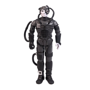[Star Trek: The Next Generation: ReAction Action Figure: Borg Drone (Product Image)]