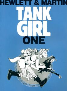 [Tank Girl: Volume 1 (Signed Anniversary Edition) (Product Image)]