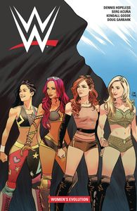 [WWE: Ongoing: Volume 4: Womens Evolution (Product Image)]
