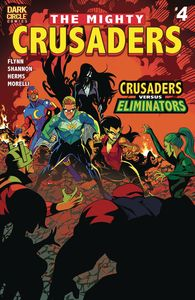 [Mighty Crusaders #4 (Cover A Shannon) (Product Image)]