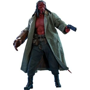 [Hellboy (2019): Hot Toys Action Figure: Hellboy (Product Image)]