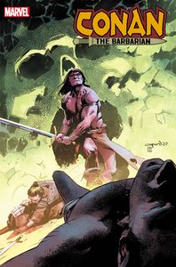 [Conan: The Barbarian #16 (Nord Variant) (Product Image)]