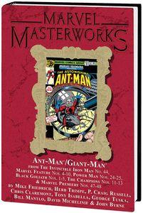 [Marvel Masterworks: Ant-Man/Giant-Man: Volume 3 (DM Variant - Hardcover) (Product Image)]