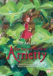 [The Art Of The Secret World Of Arrietty (Hardcover) (Product Image)]
