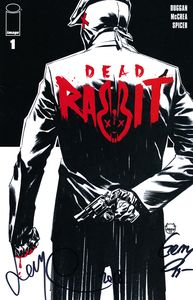 [Dead Rabbit #1 (Cover B 10 Copy Incv Johnson Signed Edition) (Product Image)]