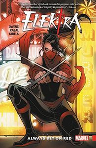 [Elektra: Volume 1: Always Bet On Red (Product Image)]