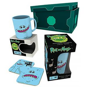 [Rick & Morty: Gift Set: Mr Meeseeks (Product Image)]