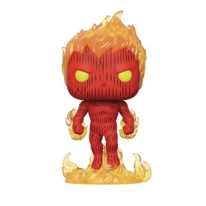 [Fantastic Four: Pop! Vinyl Figure: Human Torch (Product Image)]