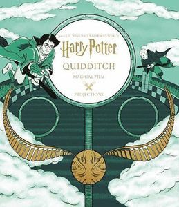 [Harry Potter: Magical Film Projections: Quidditch (Hardcover) (Product Image)]