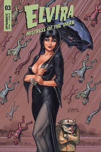 [Elvira: Mistress Of The Dark #3 (Cover A Linsner) (Product Image)]