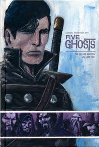 [Five Ghosts: Volume 1 (Deluxe Edition Hardcover) (Product Image)]