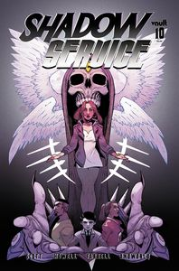 [Shadow Service #10 (Cover A Howell) (Product Image)]