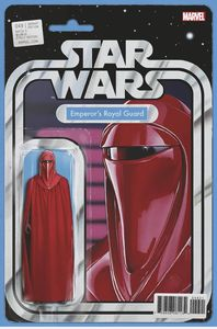 [Star Wars #49 (Christopher Action Figure Variant) (Product Image)]