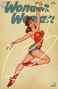 [Wonder Woman #750 (1950s Variant Edition) (Product Image)]