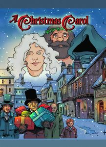 [A Christmas Carol (Hardcover) (Product Image)]