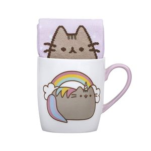 [Pusheen: Sock In A Mug: Unicorn (Product Image)]
