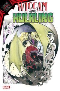 [King In Black: Wiccan & Hulking #1 (Momoko Stormbreakers Variant) (Product Image)]