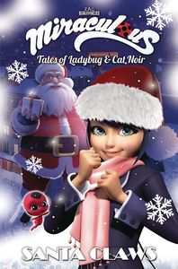 [Miraculous: Tales Of Ladybug & Cat Noir: Santa Claws (Product Image)]