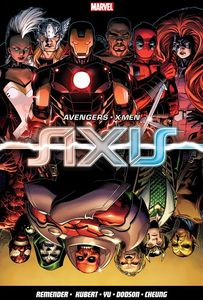 [Avengers & X-Men: Axis (UK Edition) (Product Image)]