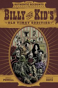 [Billy The Kids Old Timey Oddities: Omnibus (Product Image)]