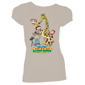 [The Wild Thornberrys: Women's Fit T-Shirt: Nigel & The Kids (Product Image)]