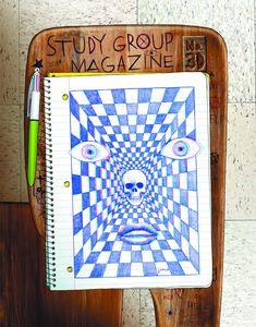 [Study Group Magazine 3D (Product Image)]