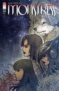 [Monstress #33 (Product Image)]