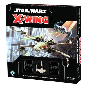 [Star Wars: X-Wing Core Set (Second Edition) (Product Image)]