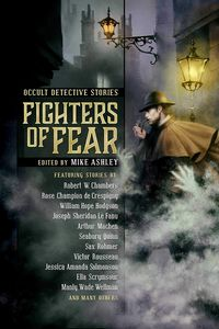 [Fighters Of Fear: Occult Detective Stories (Product Image)]