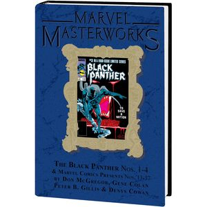 [Marvel Masterworks: Black Panther: Volume 3 (DM Variant Edition 303 Hardcover) (Product Image)]