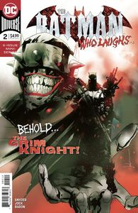 [Batman Who Laughs #2 (Of 6 - Final Printing) (Product Image)]
