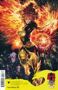 [Excalibur #5 (Tan Dark Phoenix 40th Variant Dx) (Product Image)]