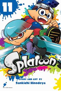 [Splatoon: Volume 11 (Product Image)]