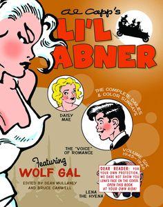 [Li'l Abner: Volume 6 (Hardcover) (Product Image)]