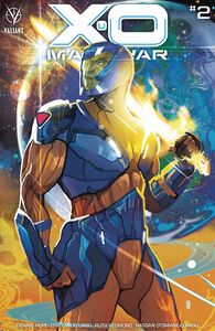 [X-O Manowar (2020) #2 (Cover A Ward) (Product Image)]